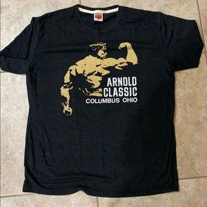 Homage Arnold Classic T-shirt